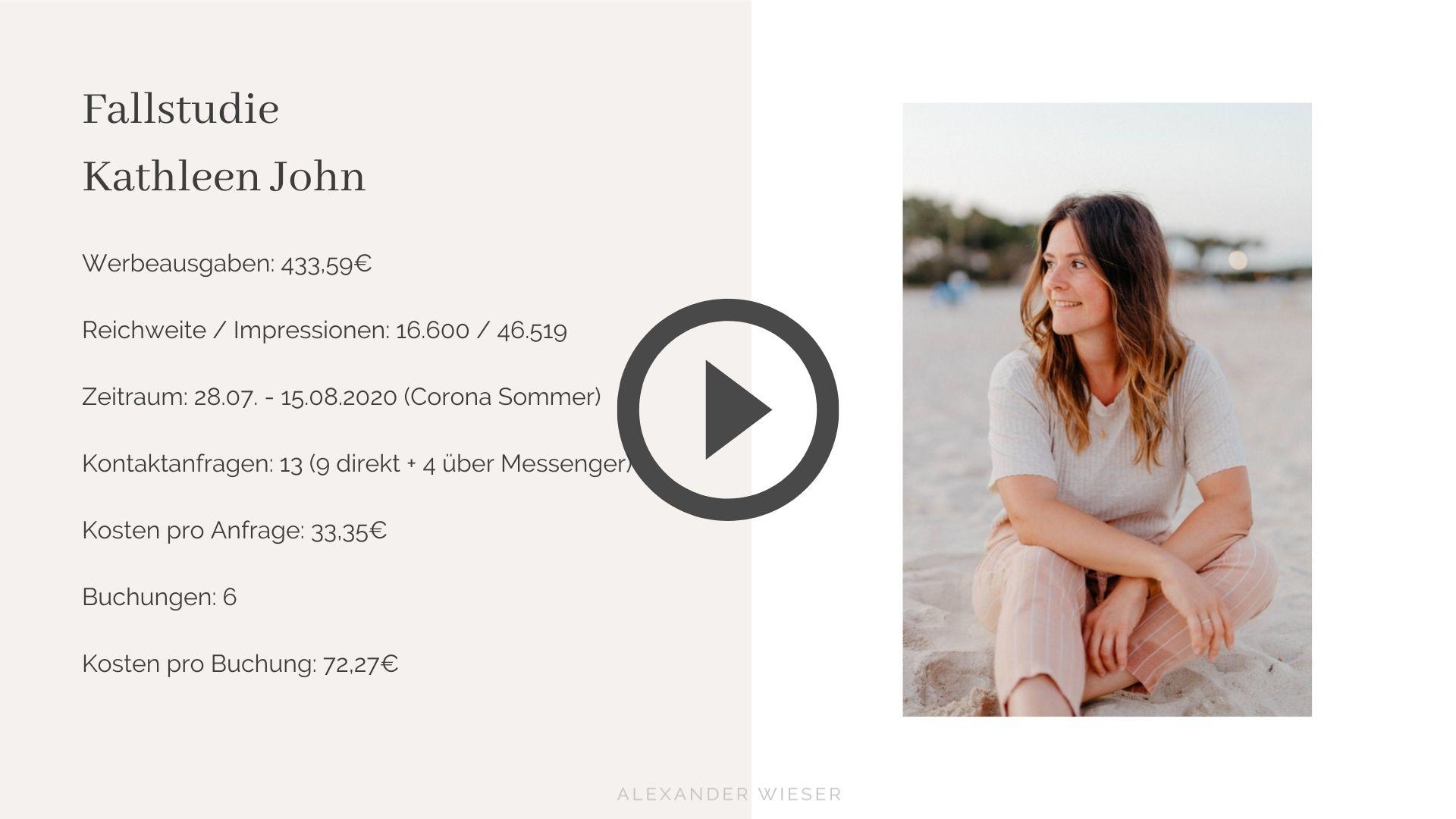Fallstudie Kathleen John